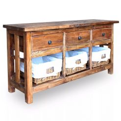 Sideboard Solid Reclaimed Wood