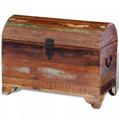Reclaimed Storage Chest - Solid Wood