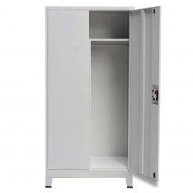 2 Door Locker Cabinet