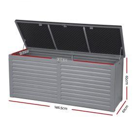 490L Outdoor Storage Box
