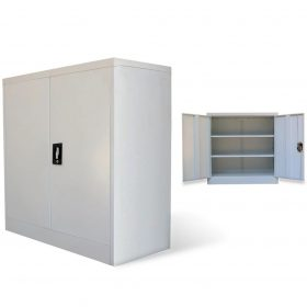 Office Cabinet – 2 Doors – 90x40x90cm