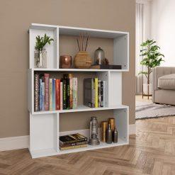 Book Cabinet - White