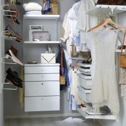 Elfa Small Wardrobe Kits