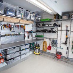 Elfa Garage Kits